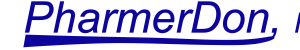 PharmerDon, Inc test logo