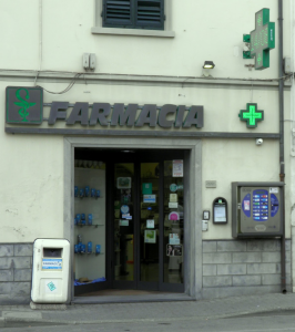 Farmacia in Pisa